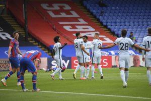 (#Premier) Chelsea se lleva la victoria ante el Crystal Palace, en un partido lleno de goles