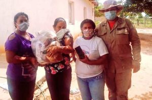 Familias wayúu fueron beneficiadas con la entrega del CLAP en el Zulia
