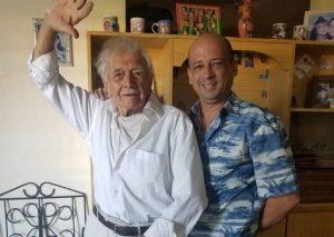 El artista plástico Antonio Otazo fue asesinado en su casa en Cagua