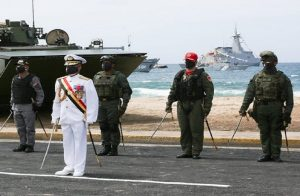 Fuerza Armada Nacional conmemoró natalicio de Simón Bolívar
