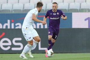 (#SerieA) Fiorentina rescata un empate ante el Hellas Verona en el descuento del partido