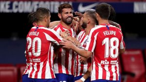 (#LaLiga) Atlético de Madrid se impone ante el Getafe y lo deja al borde de Europa