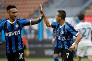 (#SerieA) Inter de Milán golea sin contemplación al Brescia