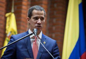 Guaidó dio su apoyo a los partidos que no participarán en las elecciones parlamentarias