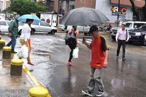 Precipitaciones aisladas y nubosidad parcial  se esperan este jueves dos de julio en Venezuela