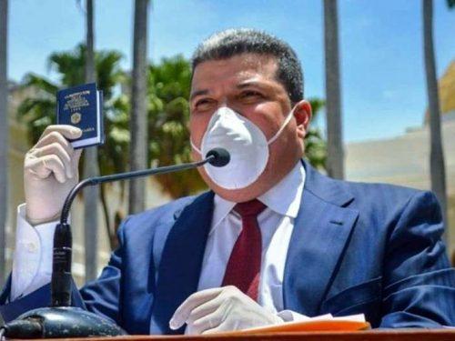 Diputado Parra solicita al gobierno convocar al Consejo de Estado para solucionar la crisis económica