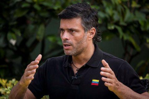 Leopoldo López anuncia el lanzamiento de una nueva plataforma política de unidad en la oposición