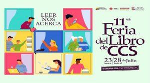 Feria del Libro de Caracas se realizará del 23 al 28 de julio con emisiones en directo