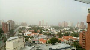 La lluvia, una preocupación más para los maracaiberos