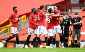 (#Pemier) Manchester United derrota por goleada al Bournemouth y alarga su invicto