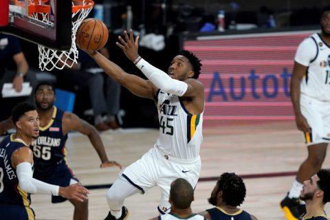 (#NBA) Se reanuda el mejor baloncesto del mundo con victorias del Jazz y los Lakers