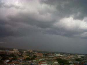 Pronostican lluvias, nubosidad y descargas eléctricas en el Zulia y otros estados