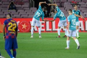 (#LaLiga) Osasuna derrota al Barcelona con diferencia mínima en la penúltima fecha del campeonato