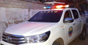 Neutralizan a un peligroso azote de barrio en los Haticos