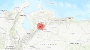 Funvisis registró un nuevo sismo de 4.3 cerca de Biscucuy este lunes