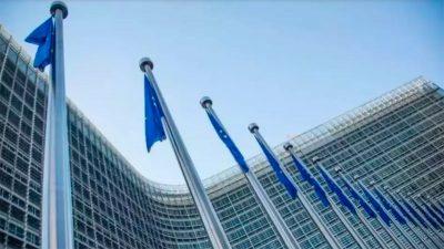 Anticipan caída del 8,7% en el PIB de la zona euro