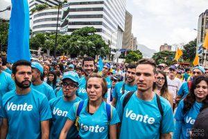 Vente Joven Zulia: «Sin Universidad no hay futuro posible para el país»