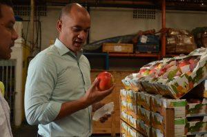 El estado Miranda envió más de 100 toneladas de mango a Irán