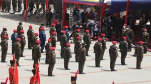 Maduro ascendió a 9.749 militares