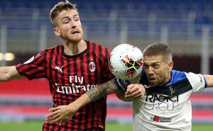 Zapata evita la derrota del Atalanta, que no pudo con el Milan