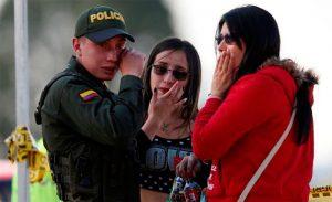 Colombia capturó 8 integrantes del ELN acusados de ataque a academia policial en Bogotá