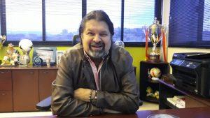 Murió Jesús Berardinelli presidente de la FVF