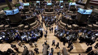 Wall Street cierra en rojo y el Dow baja 0,68 % por desempleo y crisis china