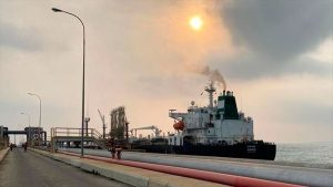 EEUU busca confiscar la gasolina iraní de cuatro tanqueros en camino a Venezuela