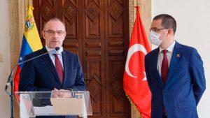 Venezuela y Turquía suscribieron Tratado de Desarrollo Comercial