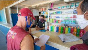 Sancionaron 63 comercios no autorizados en Maracaibo por irrespetar la cuarentena