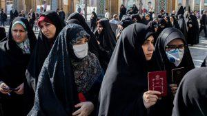 Irán reportó 209 muertos por COVID-19 en un día