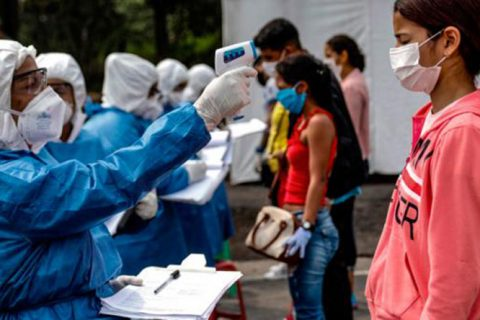 795 nuevos casos de COVID-19 se presentaron en Venezuela durante las últimas 24 horas