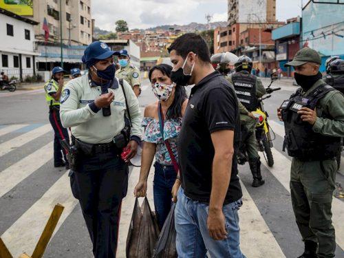 Venezuela supera los 88.000 contagios por COVID-19 y computa 753 muertes