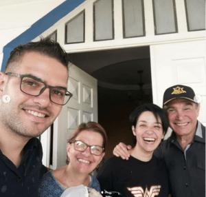 Familia Alvarado: «Daniel nos deja un legado de amor a su familia, su carrera y a su país»
