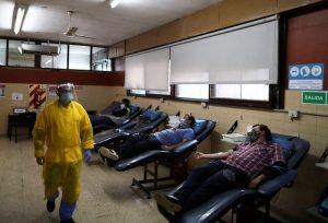 Argentina sobrepasa los cien mil casos positivos de COVID-19