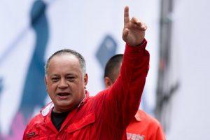 Cabello acusa a Colombia de muerte de militares venezolanos en zona limítrofe