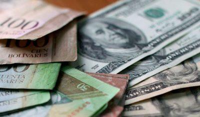 Venezuela: Dólar oficial y paralelo abren agosto en baja