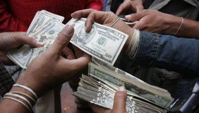 Dólar abre este jueves con incremento del 3.23 por ciento