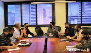 FVF y equipos ajustaron propuestas para el inicio del torneo 2020