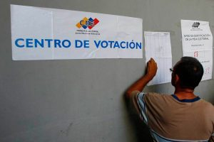 CNE instó a los electores a renovar sus datos en el REP