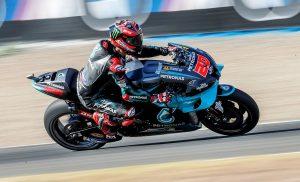 (#MotoGP) Quartararo gana el privilegio de largar primero en Andalucía
