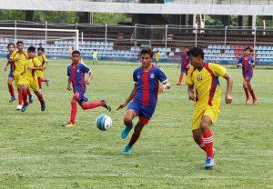 El talento futbolístico juvenil se pierde detrás de la pandemia
