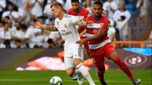 El Real Madrid solo piensa en el Granada como otro paso al título