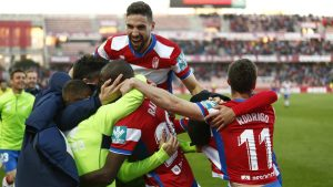 #VenEx | El Granada de Machis y Herrera se metió en Europa League en la última fecha
