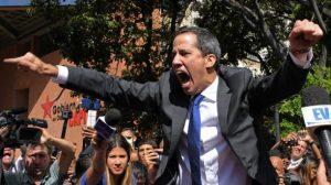 Guaidó: «La presión contra Maduro sí funciona»