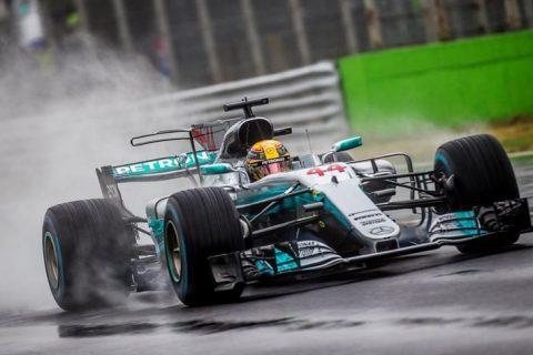 Hamilton tomó la delantera en los primeros ensayos libres para el Gran Premio de Austria