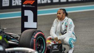 Hamilton saldrá en la primera posición en el Gran Premio de Hungría