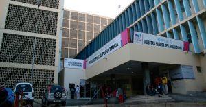 Tras acuerdo Gobierno, oposición y la OPS dotarán 31 hospitales