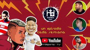 Hattrick Deportes regresó en formato pódcast