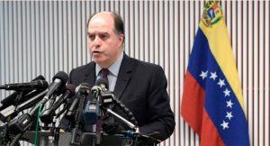 Julio Borges: «Venezuela es una bomba de tiempo humana para la región»